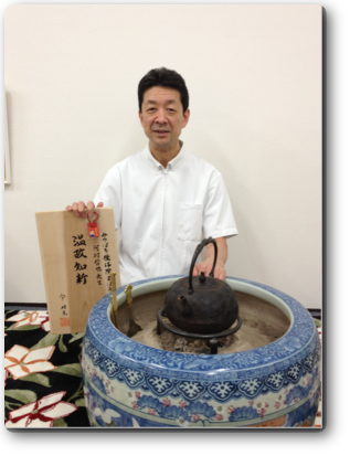 仙台操体医学院 今治療院 代表 今 昭宏 先生